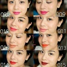 Lipstick Makeover Hi Matte mollycious shop line