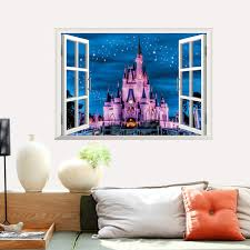 Online Get Cheap Princess Room Decoration Aliexpresscom - Cheap wall stickers for kids rooms