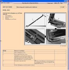 mercedes benz clk 430 owners manual sunroof problem mercedes benz forum