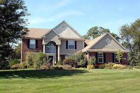 large country homes woods mi picturesque country subdivision