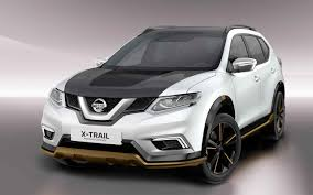 nissan white 2018 nissan x trail comes with a richer feature autocarweek com