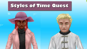 sims freeplay styles of time quest youtube