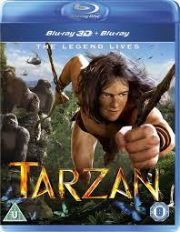 Tarzan [BD25 2D + 3D]