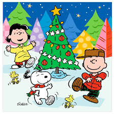 peanuts christmas characters brown peanuts comics snoopy christmas f wallpaper 1600x1600