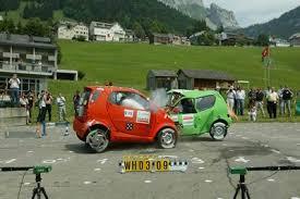 si e auto crash test crash test utilitarie sono davvero sicure come pensiamo
