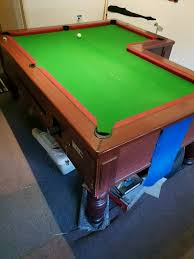 l shaped pool table l shaped pool table in clackmannan clackmannanshire gumtree