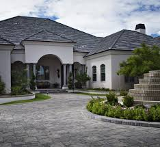 Concrete Patio Vs Pavers by Cost Of Stamped Concrete Patio Vs Pavers Home Design Ideas