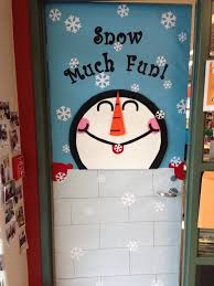 pretty christmas door decoration ideas classroom door doors and