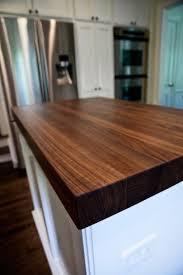 kitchen island top ideas walnut kitchen island countertop ideas from virginia with regard