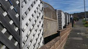 Timber Trellis All About Wooden Garden Fence Maintenance