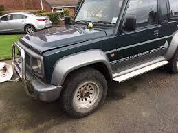 jeep daihatsu daihatsu forester jeep for parts or off roading in bangor