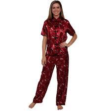 s satin pajamas inspired pj set rossa