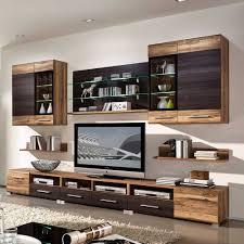 Wohnzimmerschrank Ohne Tv Fach Wohnwand Mit 300 Cm Breite Kaufen Pharao24
