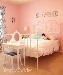 Cream Round Rug by Bedroom Pink Bed Frame On The Cream Floor Internal Bedroom Decor