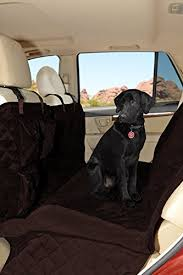 new premium microfiber quilted dog car seat covers waterproof 63