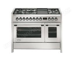 piano de cuisine pas cher de dietrich dcm10121x pas cher piano de cuisson de dietrich