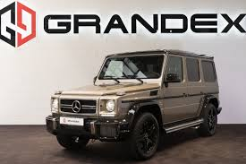 mercedes g class blacked out 22 mercedes benz g 63 amg for sale on jamesedition