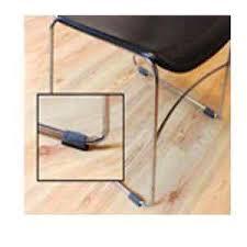 Felt Chair Protectors Wrap Around Felt Floor Protector For Sled Rail Style Chairs