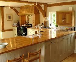 Kitchen Worktop Ideas Kitchen Kitchen Worktops Idea Wooden Made Applying White And
