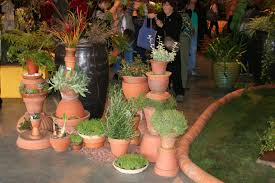 contained planter ideas for balcony gardens from the 2011 san