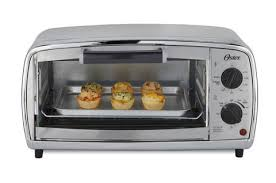 How To Use Oster Toaster Oven Oster 4 Slice Toaster Oven Stainless Steel At Oster Com