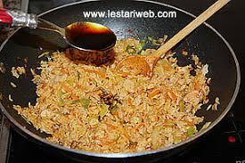cara membuat nasi goreng ayam dalam bahasa inggris kumpulan resep asli indonesia nasi goreng
