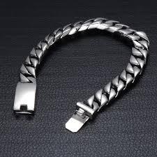 man chain bracelet images Hip 220 11mm boys chain bracelet empire jpg