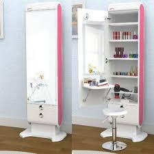 hair and makeup organizer low price on elegani makeup hair organizer table led lights shelf