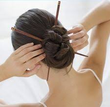chopsticks for hair hairstyles for hair sticks bun braid