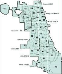 40th ward chicago map chicago s dumbest wards nbc chicago