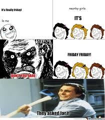 Rebecca Meme Images - what rebecca black did to my friday by why me meme center