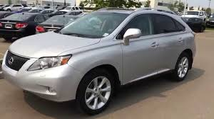 lexus crossover 2012 pre owned silver on light grey 2012 lexus rx 350 awd touring