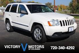 jeep commander 2010 used cars and trucks longmont co 80501 victory motors of colorado
