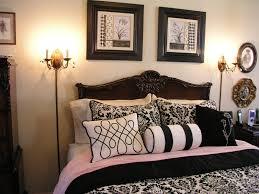 Master Bedroom Wall Sconces English Style Tudor Home Tour Debbiedoos