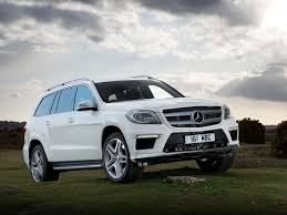 mercedes gl350 bluetec mercedes gl 350 bluetec reviewed by auto express autoevolution