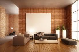 Interior Brick Veneer Home Depot Brick Veneer Home Depot 3d Rendering Of Modern Minimalist Living