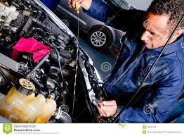 delightful how big is two car garage 2 mechanic fixing car
