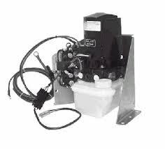 mercury outboard trim and tilt motors and pumps