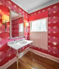 Red Powder Room Http