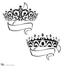 His And Hers Crown Wall Decor Good For Putting Names His On Her Finger Hers On His Finger