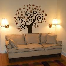 wall decal tree deco art sticker mural amazing colors curly tree wall decal sticker mural deco art size