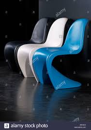 Design Chairs by Three Plastic Design Chairs In The Famous 1960 S Sixties Design By