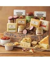 fruit and cheese gift baskets great deals on meat and cheese gift baskets
