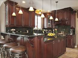 kitchens with dark cabinets dark walls the best quality home design