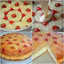 pineapple upside down cheesecake hugs and cookies xoxo