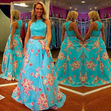 two piece prom dresses prom dresses