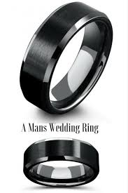 mens black wedding rings classic mens wedding bands tags wedding ring for mens