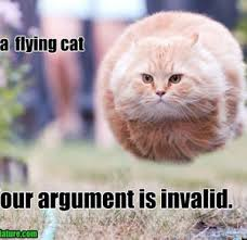 Flying Cat Meme - im a flying cat by strangetroll meme center