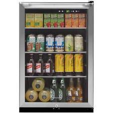 beer refrigerator glass door frigidaire mini fridges ebay