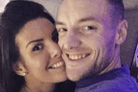 jamie vardy marries becky nicholson louis tomlinson sam bailey
